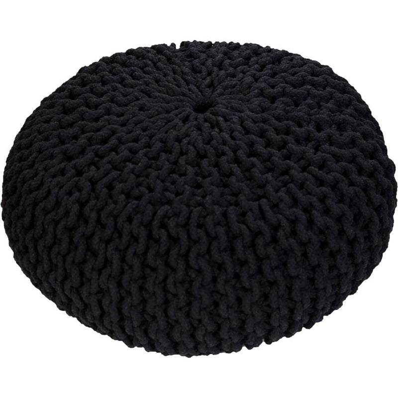 Renwil Amaris Knit Pouf - - Accent Furniture