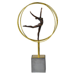Renwil Cirque - Decor Accent Statue - - Accessories