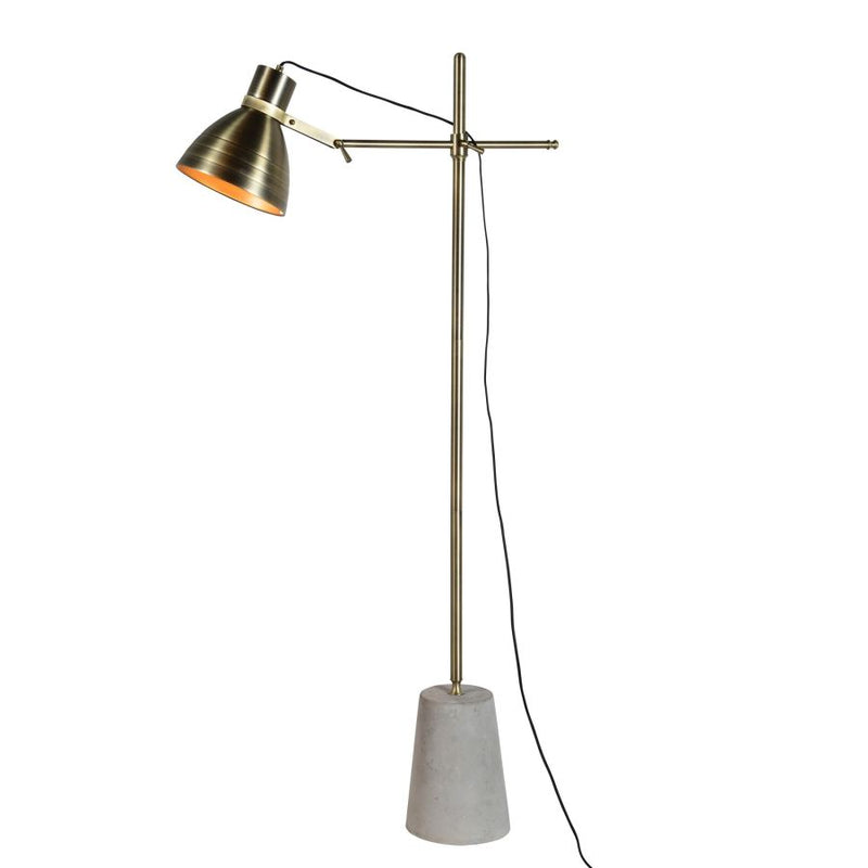 Renwil Harrow - Floor Lamp - - Lighting