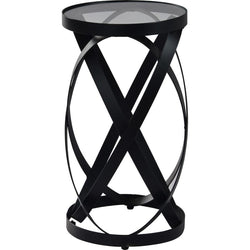 Renwil Lustre - Side Table - - Accent Furniture
