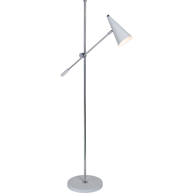 Renwil Malvern - Floor Lamp - - Lighting