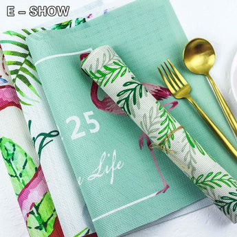 Summer Series - Tropical Table Mats (Variants) - Homewares