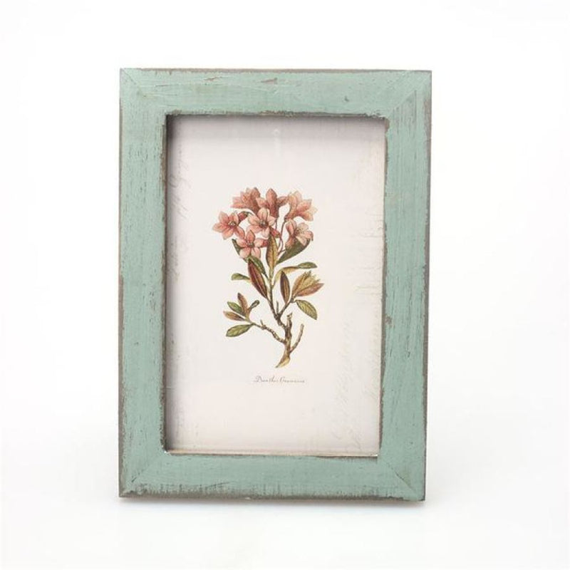 Vintage Wooden Pictures Frame - - Wall Accents