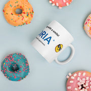 VIGORIA MUG - Start your morning with a smile!