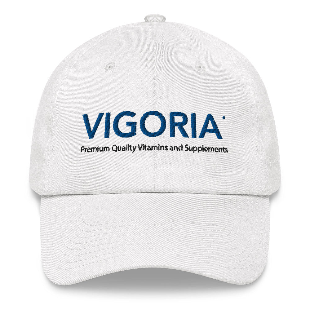 VIGORIA HAT - Dad hats aren't just for dads!