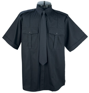 Men's Short Sleeve (75% polyester / 24% wool / 1% lycra) - cfmuniforms.com/store