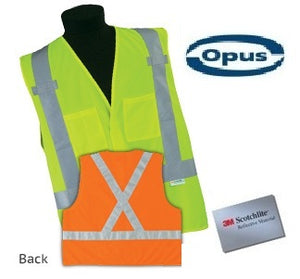 Class 2 Safety Vest - cfmuniforms.com/store