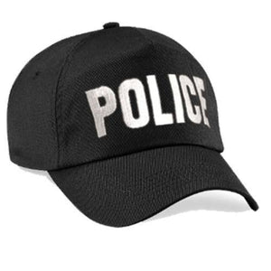 "Cap - ""POLICE"" Embroidery"