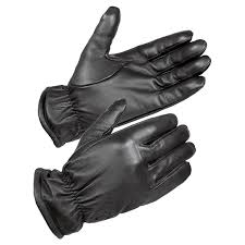 Winter Gloves (100% leather shell) - cfmuniforms.com/store