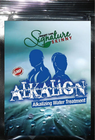 Alkaline Water Packs (Sachets)