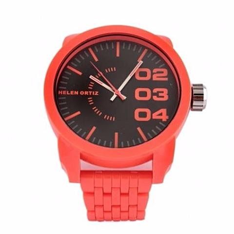 Oversize Coral  Watch