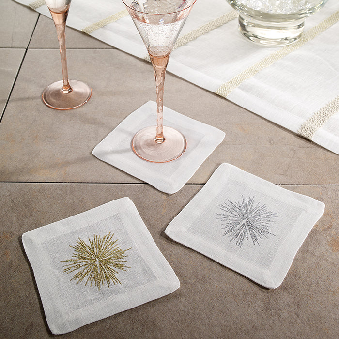 Starburst Cocktail Napkins