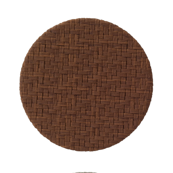 Wicker Coasters