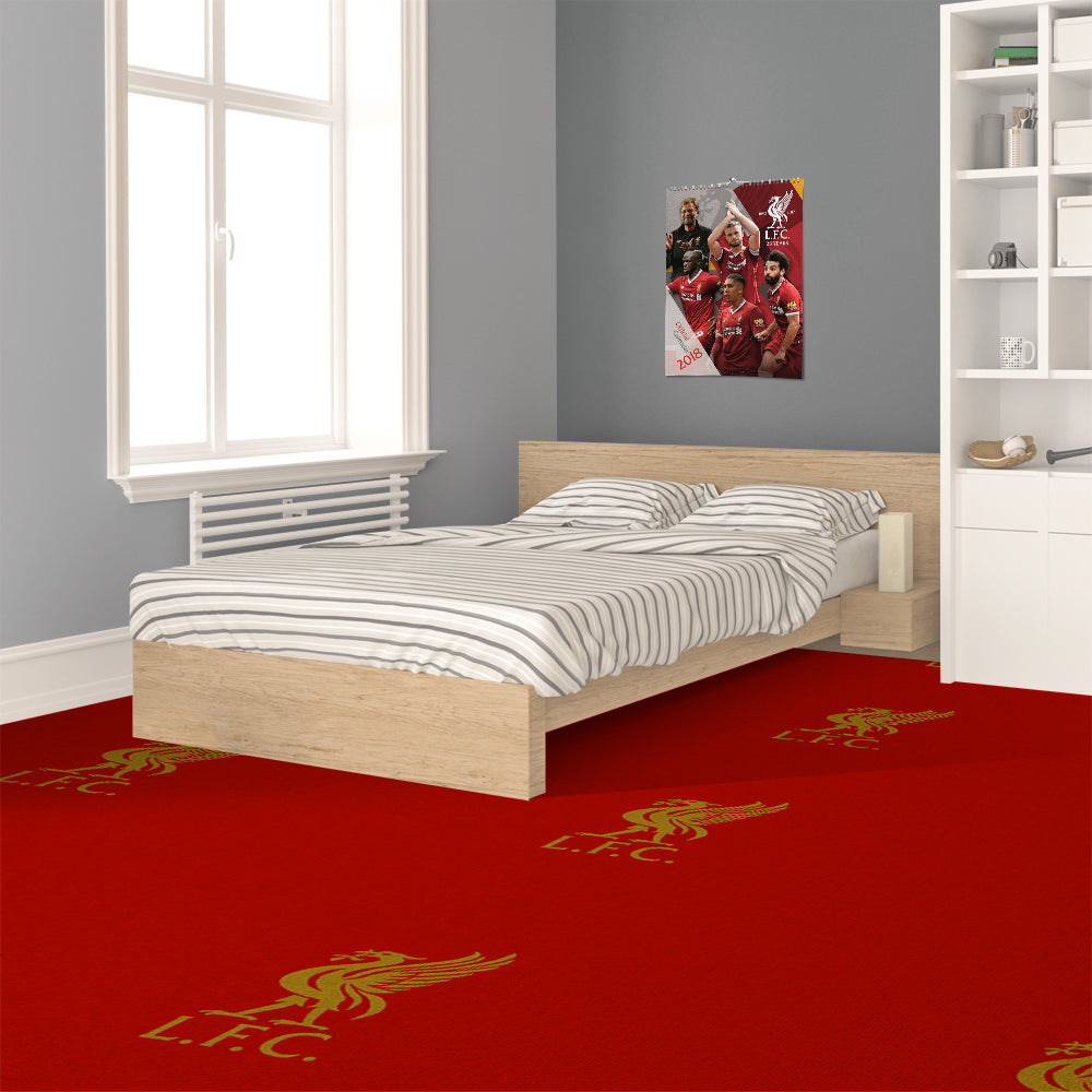 Liverpool FC Carpet