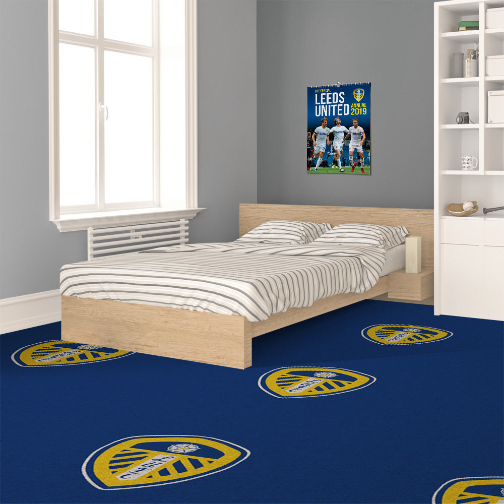 Leeds United Carpet