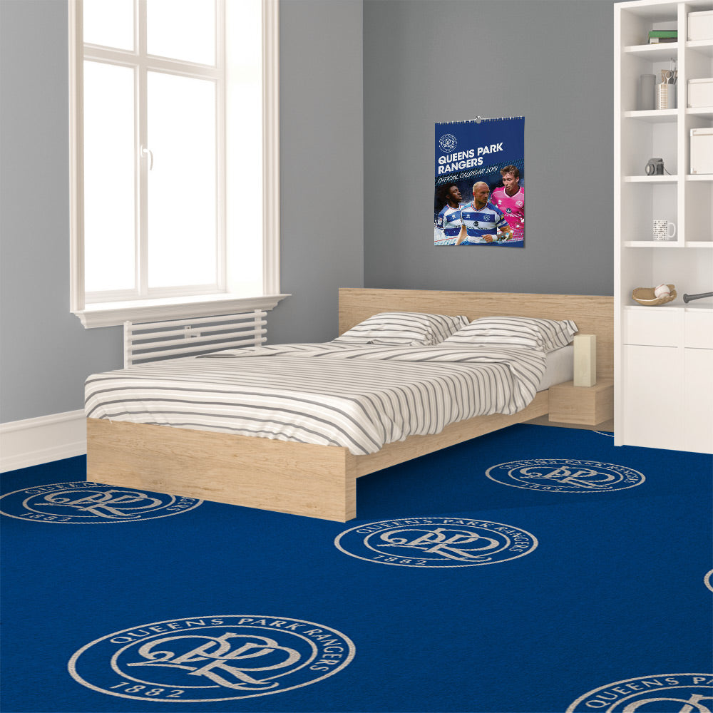 Queens Park Rangers Carpet