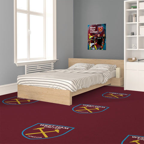 West Ham United Carpet
