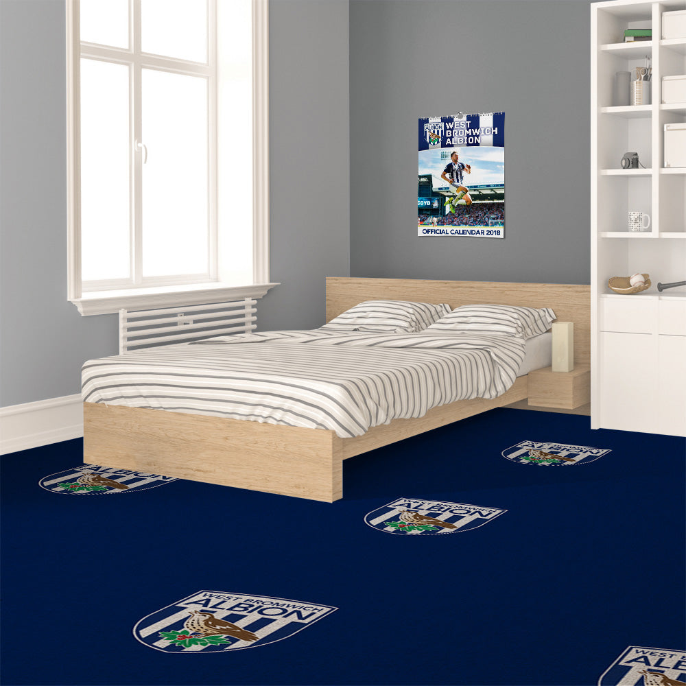 West Bromwich Albion Carpet