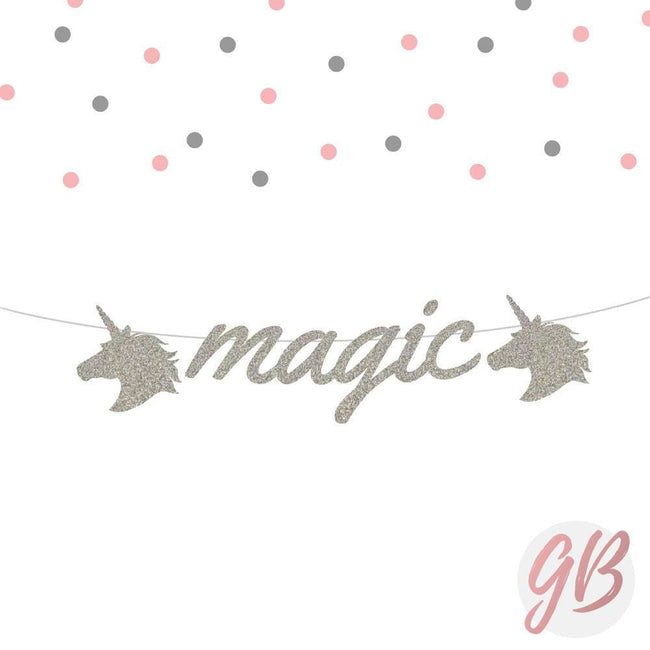 Magic Unicorn banner
