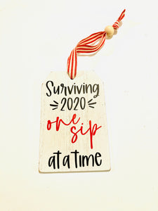 Wine Tags / Ornaments