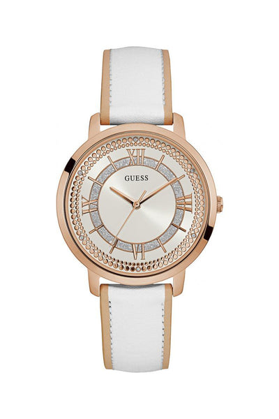 Guess Leather Cord Watch GUW0934L1 1