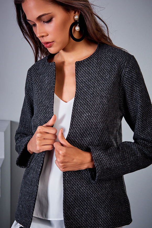 3510034 Anthracite Unlined Jacket