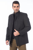 2040031 Anthracite Wool Coat