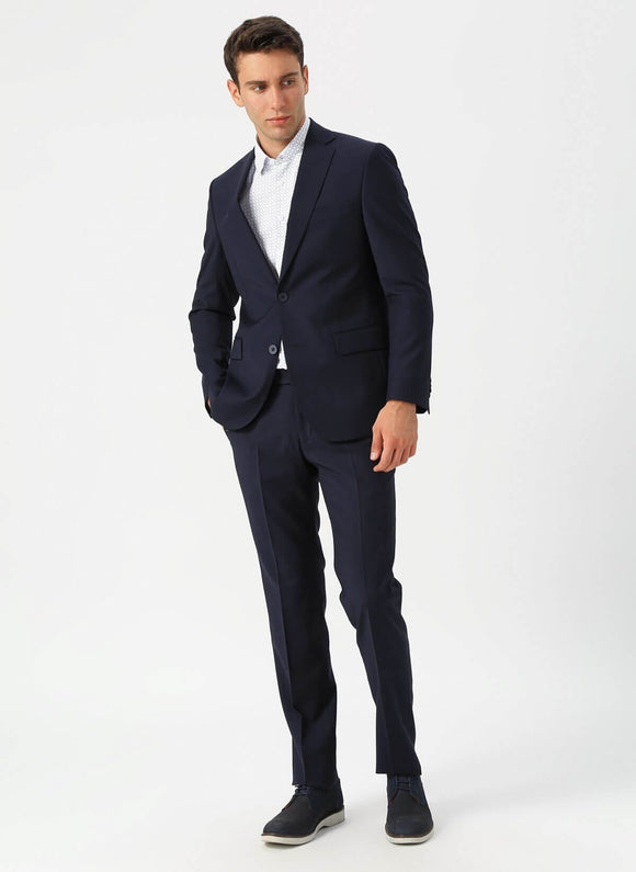 14526 Blue Classic Suit For Men Men's Suit South Africa