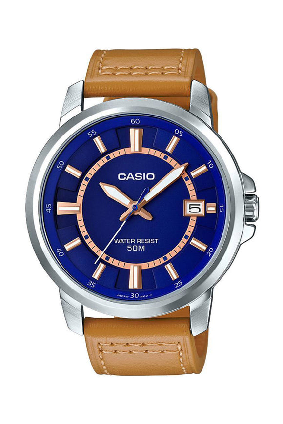 Casio Unisex Watch MTP-E130L-2A2VDF