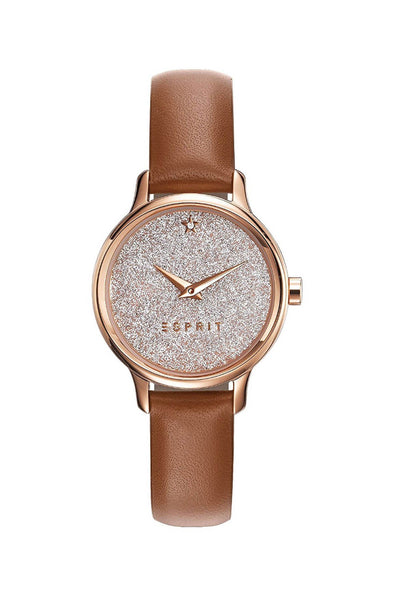Esprit Leather Cord Watch ES109282003 1