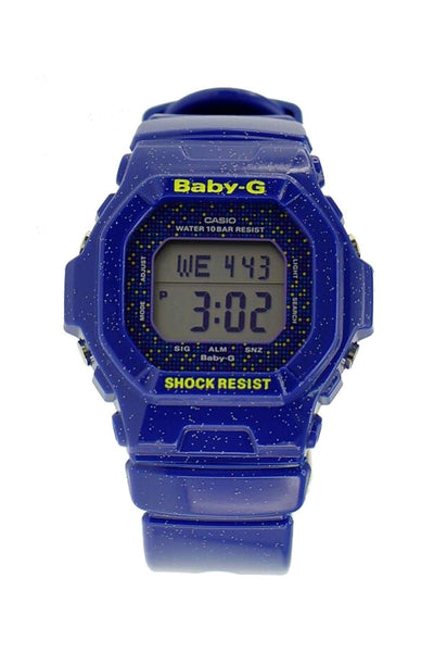 Casio Silicone Cord Watch BG-5600GL-2DR 1