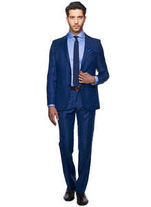 2410146 Navy Slim Fit Suit