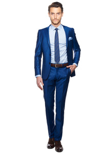 2410009 Navy Slim Fit Suit