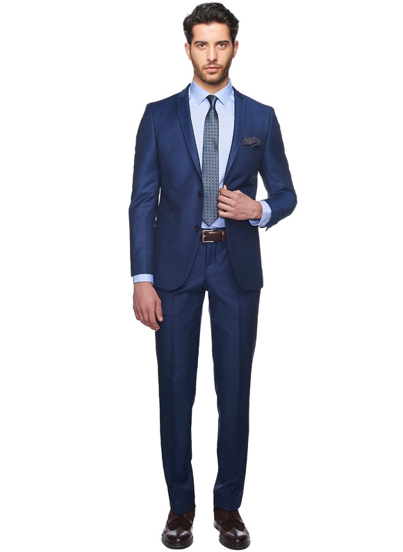 2410035 Navy Slim Fit Suit