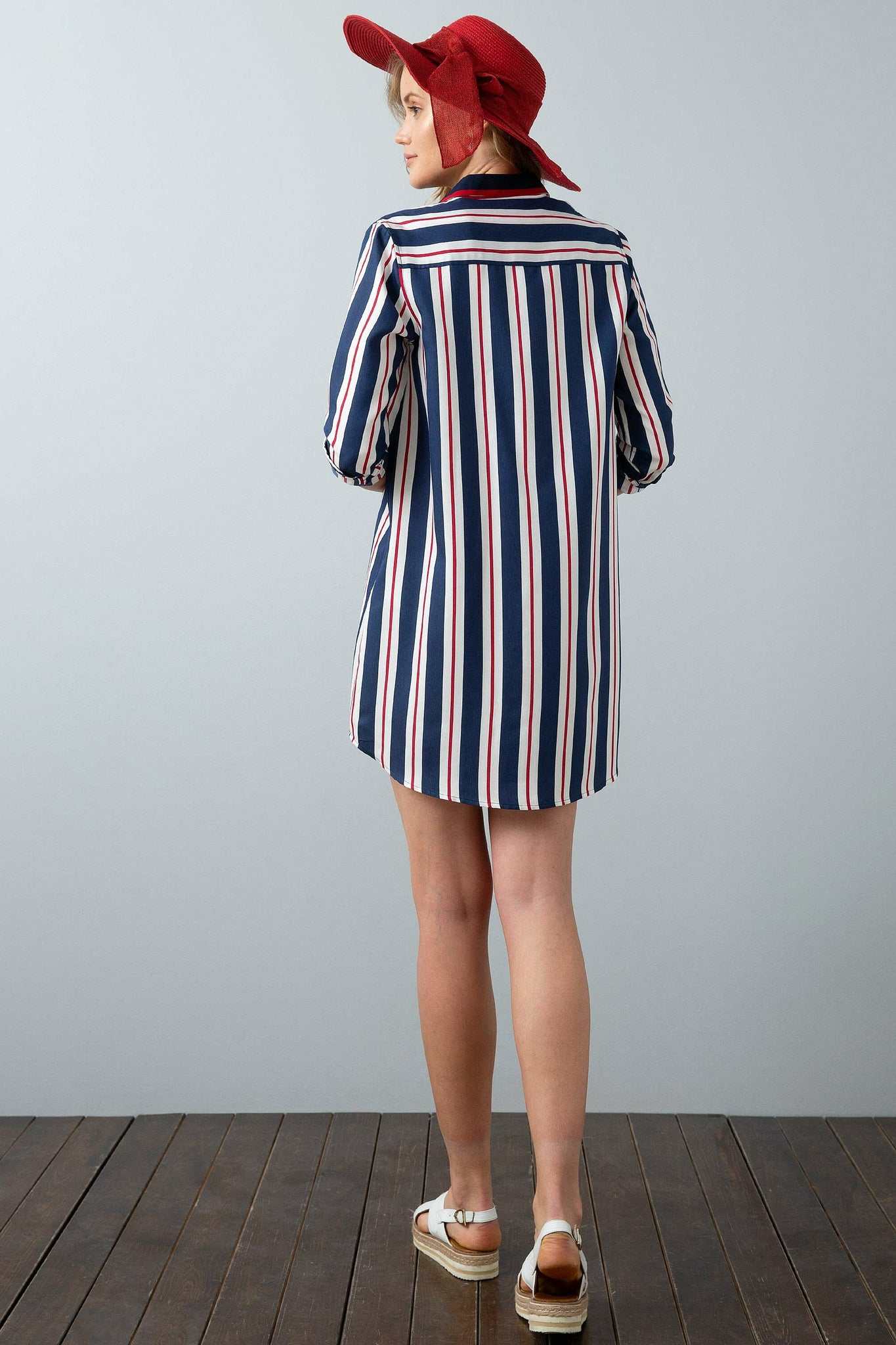 promo code 486a4 99344 7614811 Navy US POLO ASSN Dress | Poised Fashion