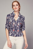 3010011 Multi Colour Floral Shirt