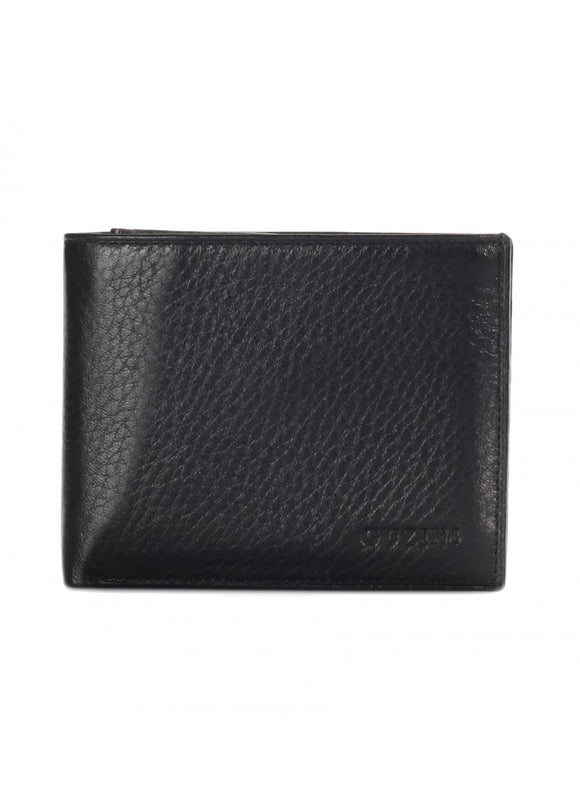 1Advon Black Men's Wallets 43039-846