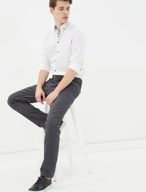3110194 Classic Fit Trousers