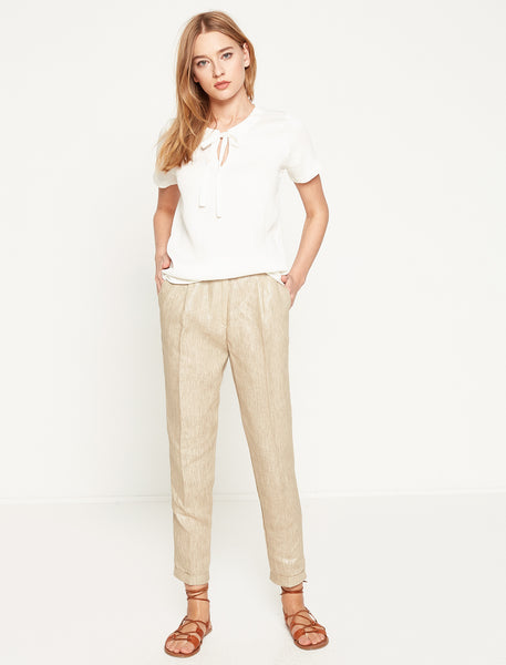 2942024 Gold Carrot Fit Pants