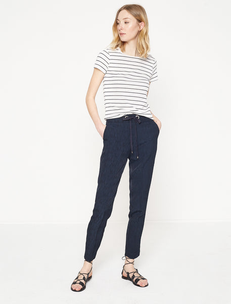 2942134 Navy Draw String Pants