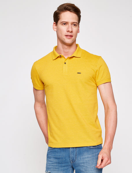 2610008 Polo Collar T-Shirt
