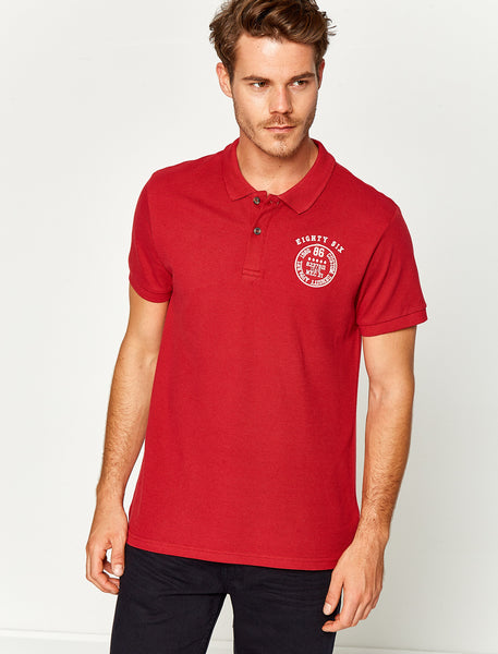 2610037 Polo Collar T-Shirt