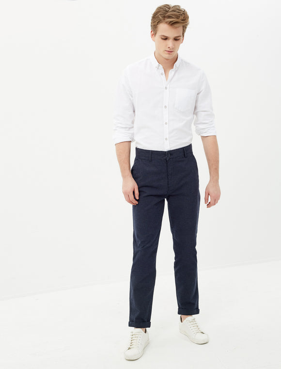 3110136 Slin Fit Trousers