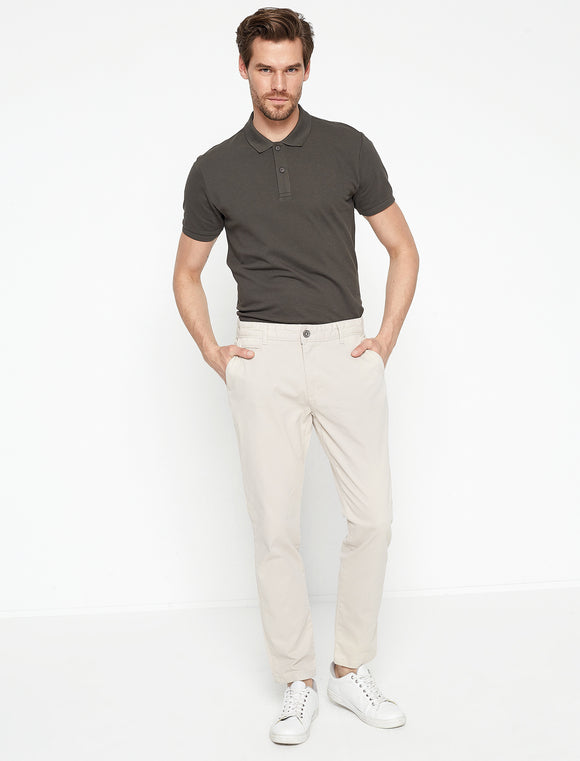 3110094 Medium Rise Trousers