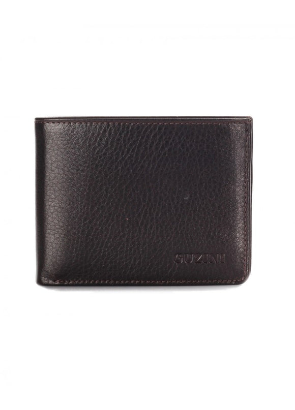 1Felipe Brown Leather Wallet 43039-812