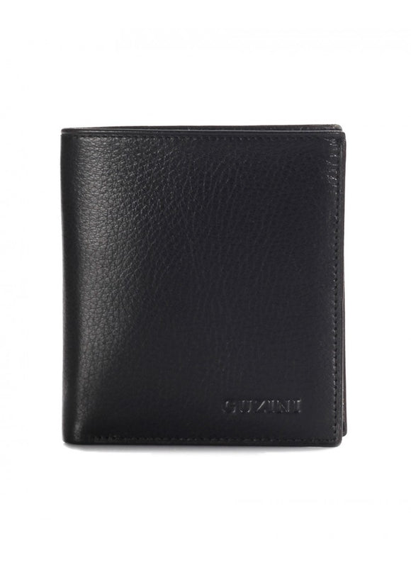 1Nikos Black - Red Leather Wallet 43039-850