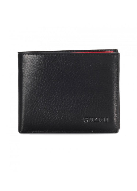 1Lorin Black - Red Leather Wallet 43039-714