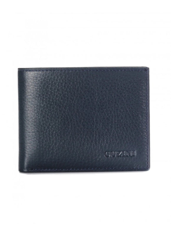 1Lorin Navy-Black Leather Wallet 43039-137