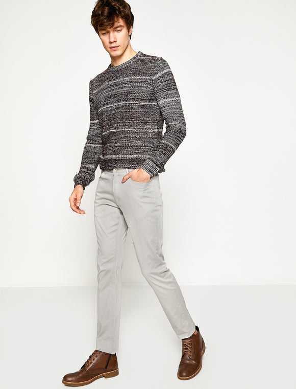 3110290 Pocket Detailed Trousers