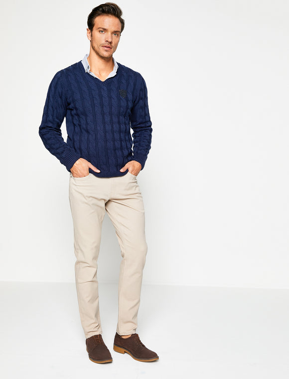 3110257 Low Rise Trousers